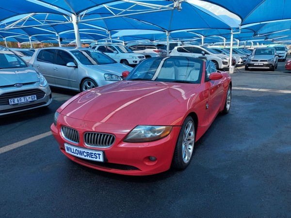 2003 BMW Z4 Roadster 3.0i At  Gauteng Randburg_0
