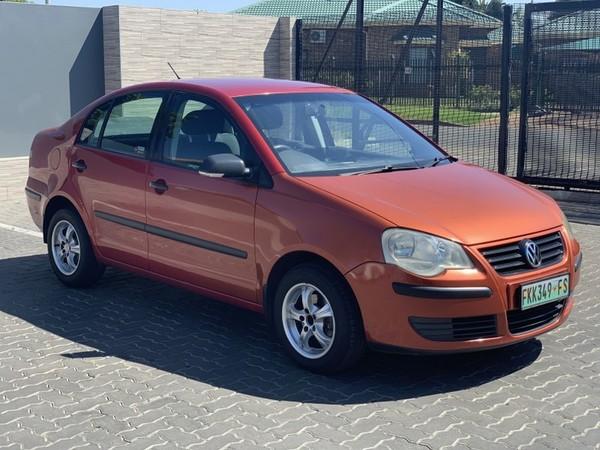 2007 Volkswagen Polo Classic 1.4 Trendline  Gauteng Johannesburg_0