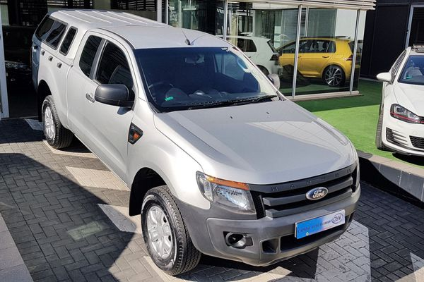 2012 Ford Ranger 2.2TDCi PU SUPCAB Gauteng Midrand_0