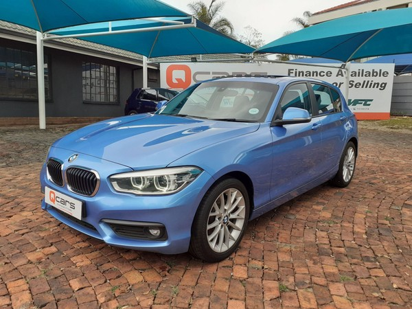 2018 BMW 1 Series 118i Edition Sport Line Shadow 5-Door Auto F20 Gauteng Randburg_0
