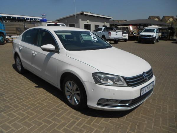 2011 Volkswagen Passat 2.0 Tdi Clne Dsg103 Kw  Gauteng Pretoria_0