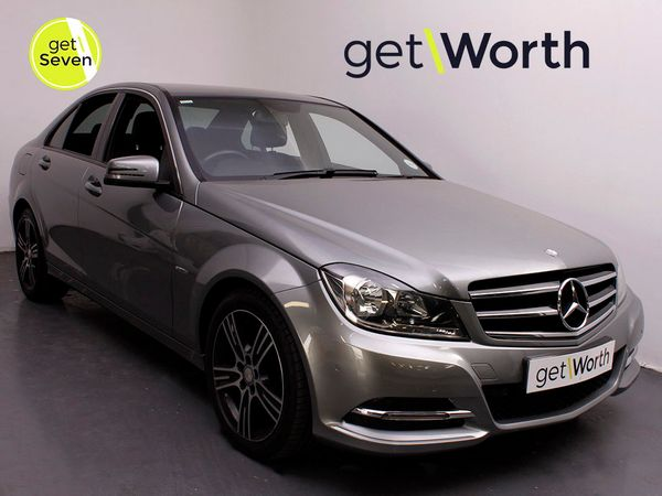 Used Mercedes-Benz C-Class C200 Automatic for sale in