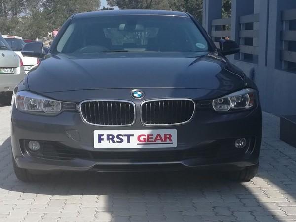 2013 BMW 3 Series 320i  At f30  Eastern Cape Port Elizabeth_0