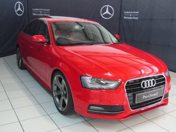 2014 Audi A4 2.0 TFSI SE Multi Limpopo Polokwane_0