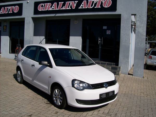 2012 Volkswagen Polo Vivo 1.4 Trendline 5Dr Eastern Cape Port Elizabeth_0