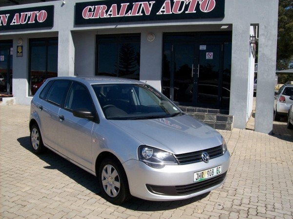 2016 Volkswagen Polo Vivo GP 1.4 Conceptline 5-Door Eastern Cape Port Elizabeth_0
