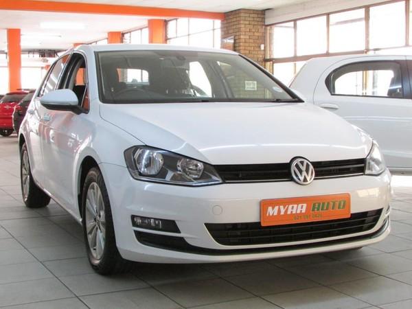 2013 Volkswagen Golf Vii 2.0 Tdi Comfortline  Western Cape Cape Town_0