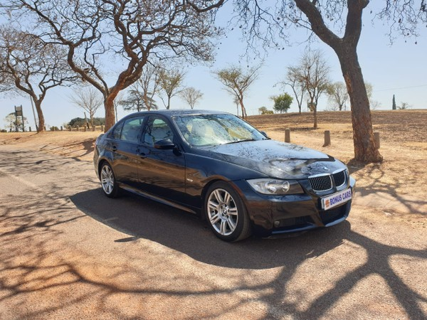 2008 BMW 3 Series 323i Sport e90  Gauteng Pretoria West_0