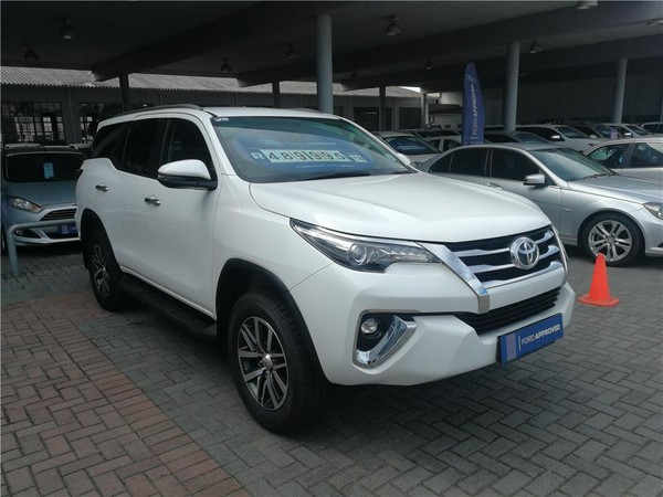 2018 Toyota Fortuner 2.8GD-6 RB Auto Eastern Cape East London_0
