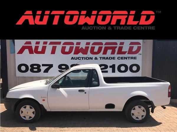 2004 Ford Bantam 1.3i Ac Pu Sc  Gauteng Pretoria_0