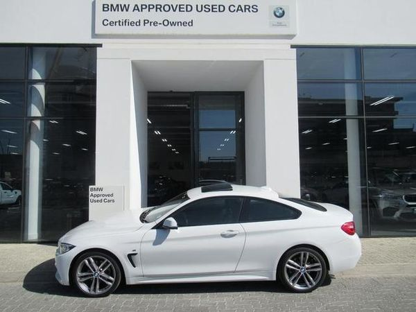 2018 BMW 4 Series 420D Coupe M Sport Auto Gauteng Midrand_0