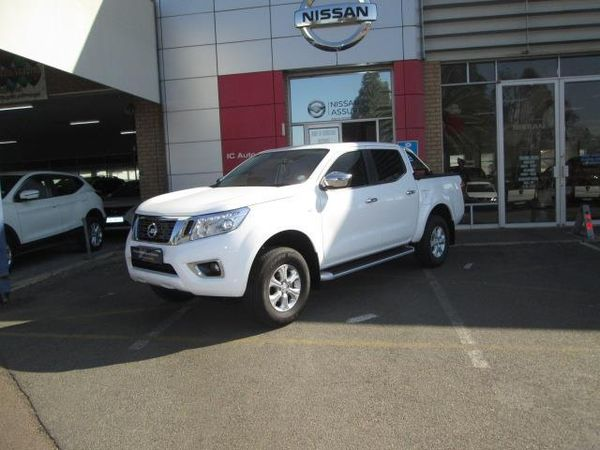 2019 Nissan Navara 2.3D SE 4X4 Double Cab Bakkie Gauteng Benoni_0