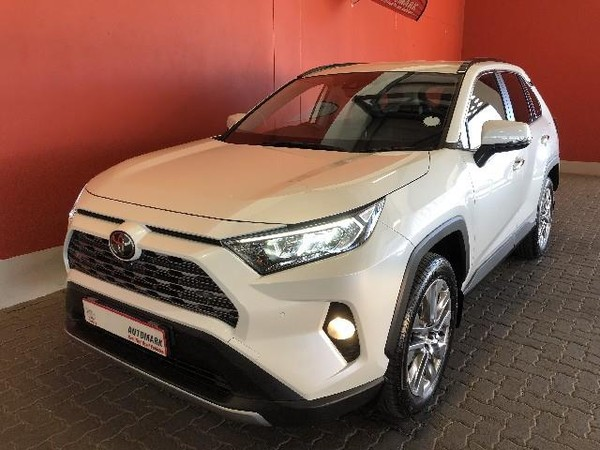 2019 Toyota Rav 4 2.0 VX CVT Free State Bloemfontein_0