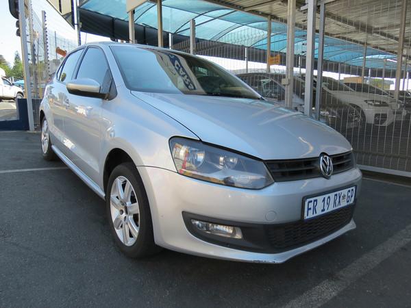 2011 Volkswagen Polo 1.6 Tdi Comfortline 5dr  Gauteng Johannesburg_0