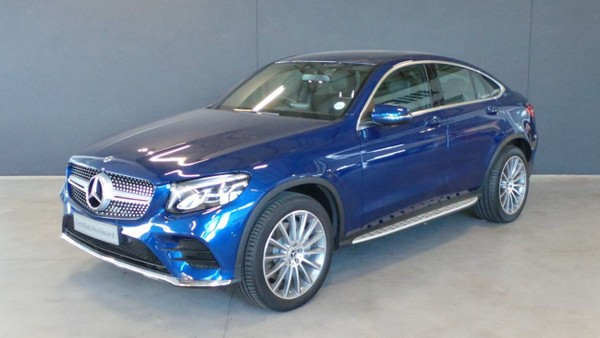 2019 Mercedes-Benz GLC COUPE 250d AMG Western Cape Somerset West_0