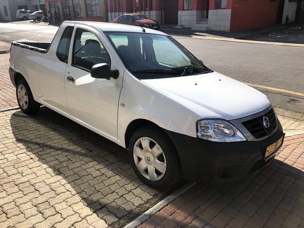 2016 Nissan NP200 1.5 Dci  Ac Safety Pack Pu Sc  Mpumalanga Barberton_0
