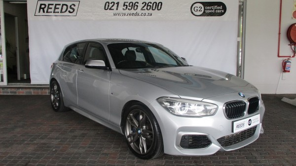 2016 BMW 1 Series M135i 5DR Atf20 Western Cape Goodwood_0