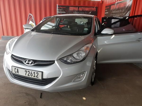 2011 Hyundai Elantra 1.8 Gls At  Gauteng Pretoria_0