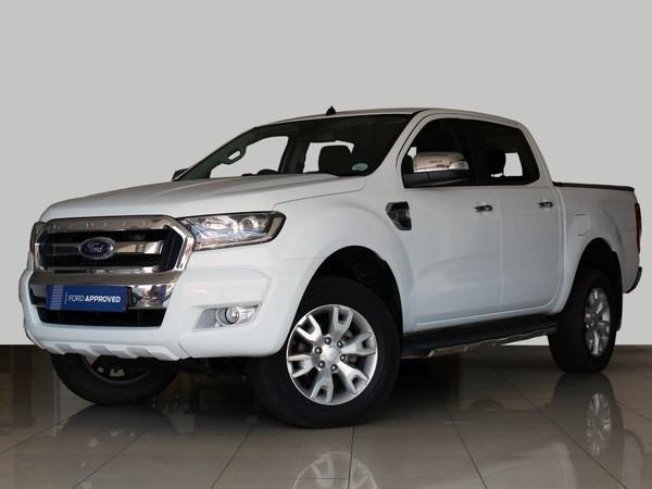 2017 Ford Ranger 3.2tdci Xlt Pu Dc  Western Cape Paarl_0