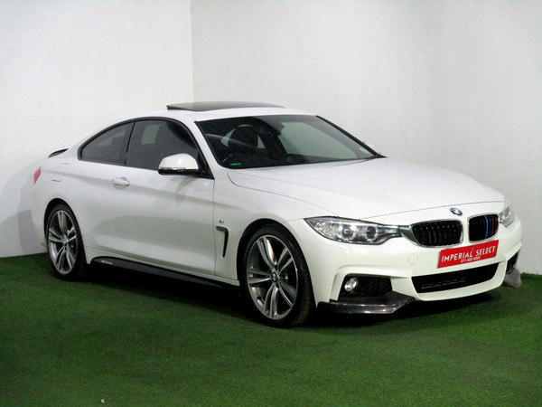 2016 BMW 4 Series Coupe M Sport Gauteng Alberton_0
