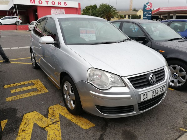 2008 Volkswagen Polo 1.6 Comfortline At  Western Cape Cape Town_0