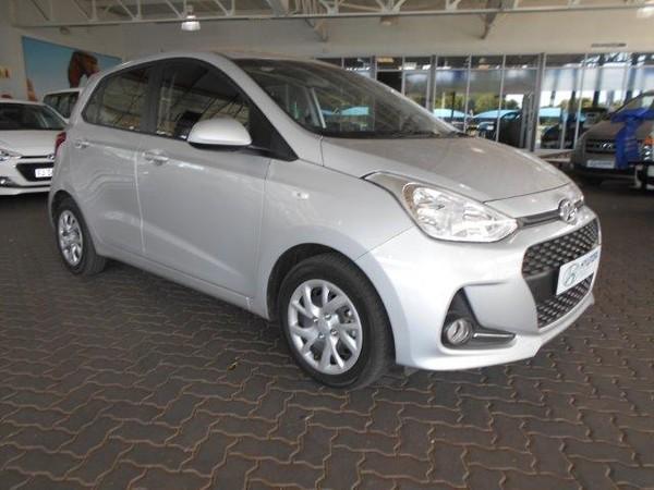 2018 Hyundai Grand i10 1.25 Motion Gauteng Kempton Park_0