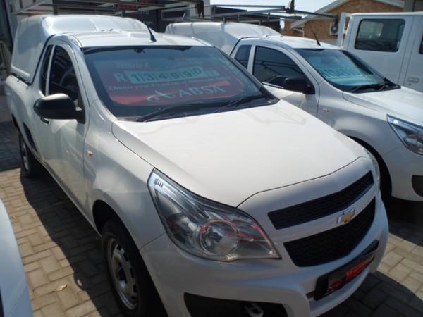 2016 Chevrolet Corsa Utility 1.4 Ac Pu Sc  Eastern Cape Port Elizabeth_0