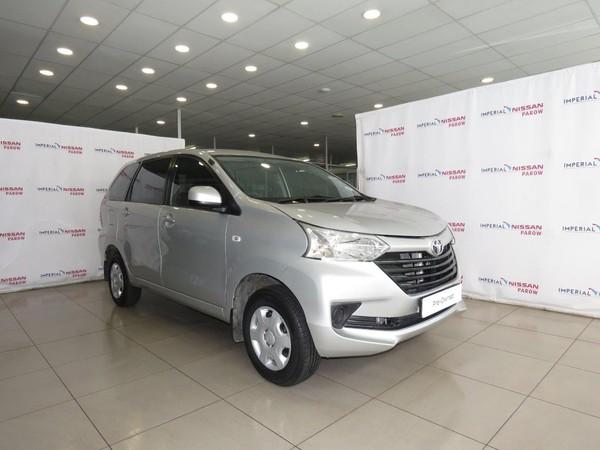 2018 Toyota Avanza 1.5 SX Western Cape Parow_0