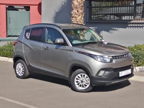 2017 Mahindra KUV 100 1.2TD K8 Gauteng Vanderbijlpark_0