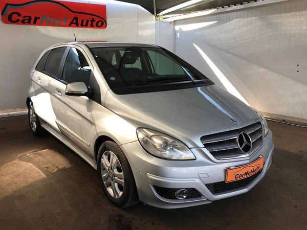 2012 Mercedes-Benz B-Class B 180 At  Gauteng Pretoria_0