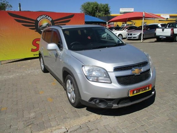 2013 Chevrolet Orlando 1.8ls  Gauteng North Riding_0