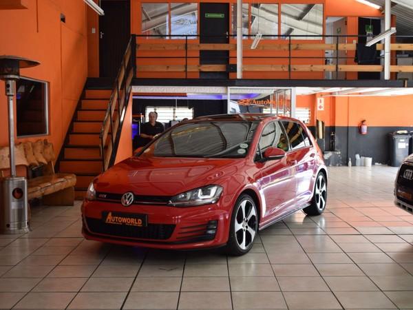 2013 Volkswagen Golf VII GTi 2.0 TSI DSG Western Cape Goodwood_0
