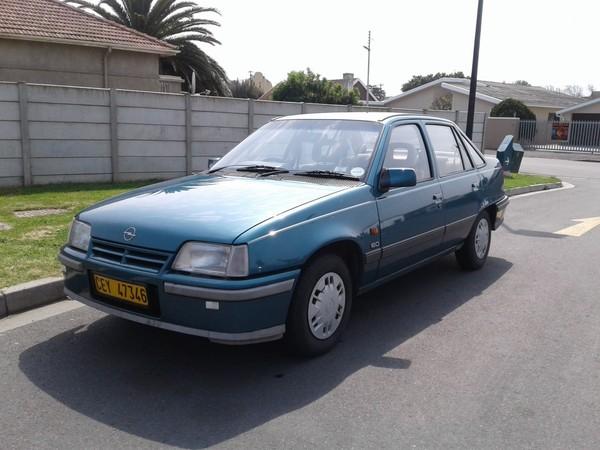 1992 Opel Monza 160 Cls  Western Cape Strand_0