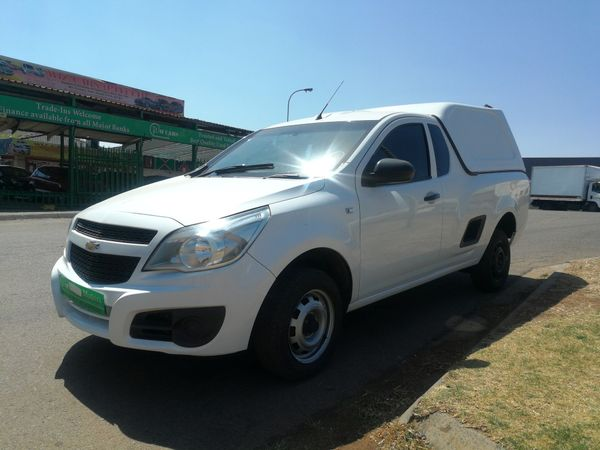 2014 Chevrolet Corsa Utility 1.4 Sc Pu  Gauteng Kempton Park_0