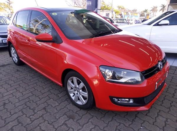 2012 Volkswagen Polo 1.6 Tdi Comfortline 5dr  Kwazulu Natal Pinetown_0