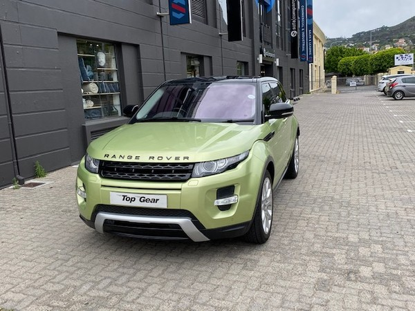 2012 Land Rover Evoque 2.2 Sd4 Dynamic  Western Cape Cape Town_0
