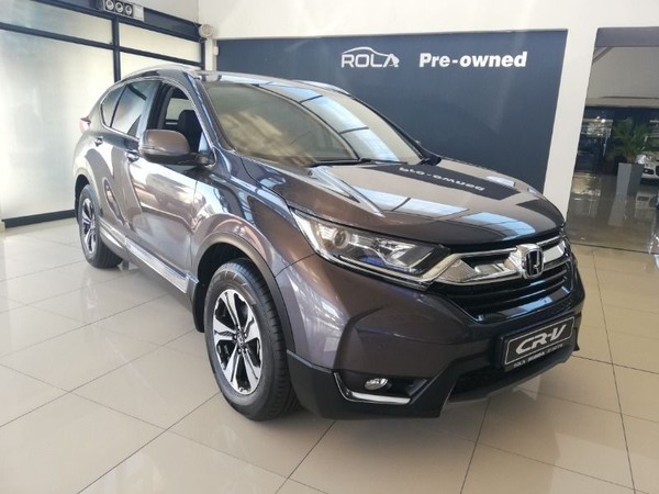 2019 Honda CR-V 2.0 Comfort CVT Western Cape Somerset West_0