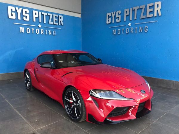 2019 Toyota Supra GR 3.0T Gauteng Pretoria_0