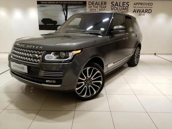 2015 Land Rover Range Rover 4.4 Sd V8 Vogue Se  Gauteng Rivonia_0