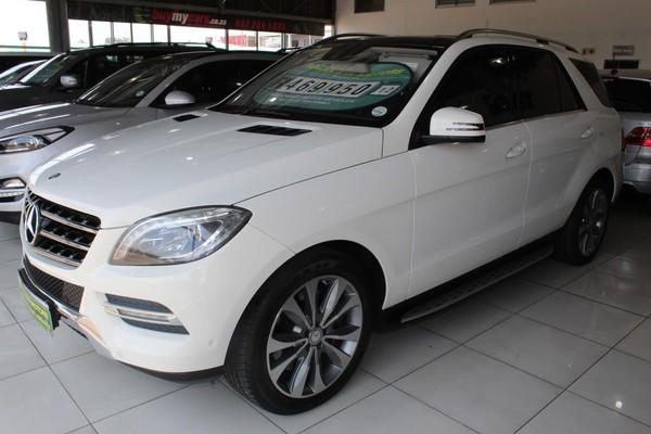 2012 Mercedes-Benz M-Class Ml 500 Be  Gauteng Alberton_0