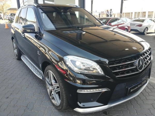 Used Mercedes-Benz M-Class Ml 63 Amg for sale in Gauteng