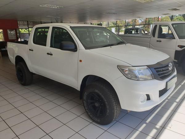 2014 Toyota Hilux 2.5d-4d Srx 4x4 Pu Dc  Limpopo Louis Trichardt_0