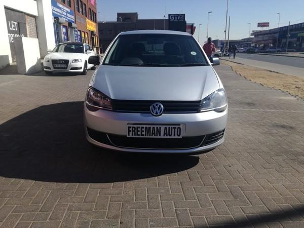 2015 Volkswagen Polo Vivo 1.4 Trendline Gauteng Bramley_0