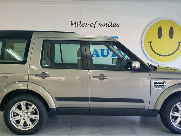 2010 Land Rover Discovery 4 3.0 TDV6 SE  Western Cape George_0