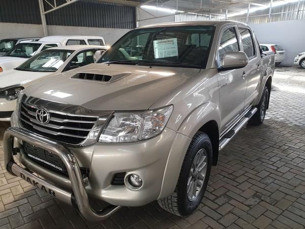 2014 Toyota Hilux 3.0D4D DAKAR MANUAL 4X2 Free State Bloemfontein_0