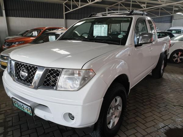 2011 Nissan Navara 2.5 Dci  Xe Kcab Pu Sc  Free State Bloemfontein_0