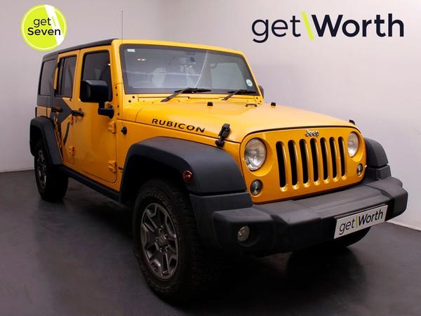 2015 Jeep Wrangler Unltd Rubicon 3.6L V6 Automatic Western Cape Milnerton_0