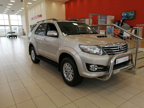2015 Toyota Fortuner 2.5d-4d Rb  Western Cape George_0