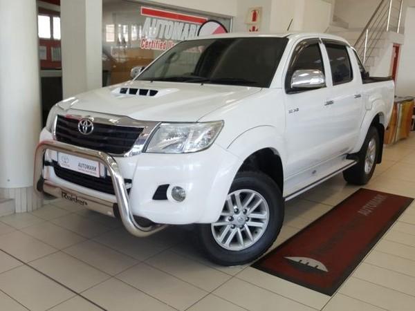 2013 Toyota Hilux 3.0d-4d Raider Rb At Pu Dc  Kwazulu Natal Durban_0