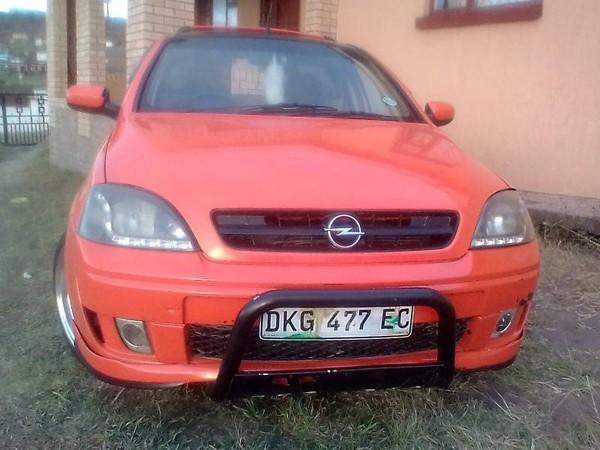 2005 Opel Corsa Utility 1.4i Sport Pu Sc  Eastern Cape Mthatha_0